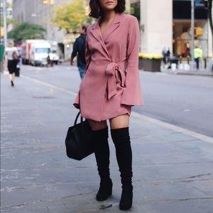 Dresses & Skirts - Mauve Blazer dress